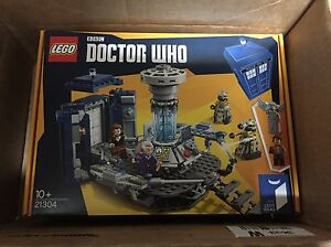 Lego 21304 Doctor Who - Tardis Daleks