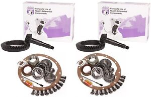 "1980-1987 Chevy 4wd Truck GM 8.5"" 3.73 Ring and Pinion Master Yukon Gear Pkg"