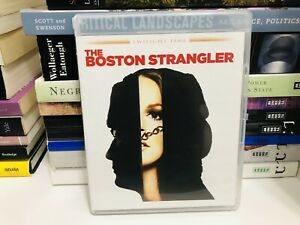 The Boston Strangler BLU-RAY Twilight Time Limited Edition OOP