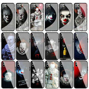 Stephen King's  IT Pennywise Case for iPhone 11 Pro XR X XS Max 6 6S 7 8 Plus