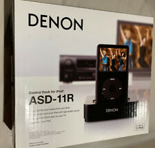 Denon Asd-11R Control Dock For Ipod