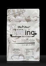 POWDER FEEDING IBRIDI 1KG GREEN CASA Seed FERTILIZZANTE FIORE CRESCERE