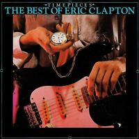 ERIC CLAPTON time pieces (the best of greatest hits) (CD compilation) blues rock