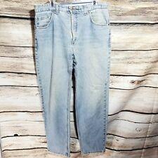 JOOP Vintage Mens Size 38x34 Light Wash Denim Jeans