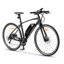 700C electric bike 36V10.4Ah Li-ion battery Lg cells 36V250W Bafang motor Shiman