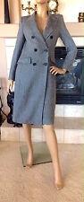 UNIQLO CARINE ROITFELD PARIS WOMEN DARK GRAY TWEED COAT NWT SIZE S MSRP 199.90$