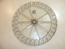 1~~White PLANTER  Seed PLATE  agco corn seed disc 852435