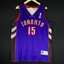 Champion EU Vince Carter RAPTORS Trikot NBA Basketball Jersey Jordan Tmac Kobe