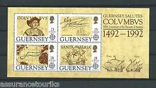GUERNSEY - 1992 YT 17 BLOC - TIMBRES NEUFS** MNH LUXE - 001