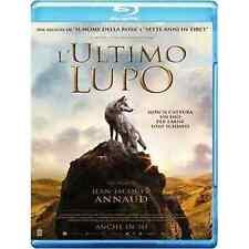 Blu Ray L'ULTIMO LUPO - (2015) ......NUOVO