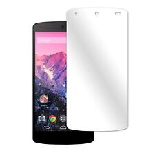 3x TOP QUALITY MIRROR LCD SCREEN PROTECTOR FOR LG NEXUS 5 FILM GUARD COVER SAVER