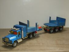 Mack Truck with Trailer - Siku Germany *41160