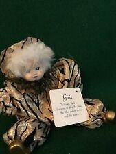 "Classic Treasures 9 "" Porcelain Doll - Gail"