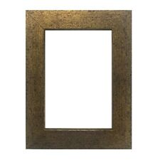 "Us Art Frames 1"" Flat Brushed Copper Mdf Wall Decor Picture Poster Frame"