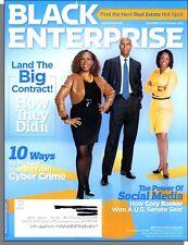 Black Enterprise - 2013, December - Land A Big Contract, Cyber Crime Protection