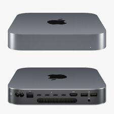 Mac Mini 2018,6 Core Intel Core i7,3,2GHz,128GB SSD,8GB RAM (A1993) OVP, Wie Neu