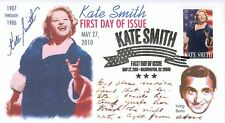 COVERSCAPE computer generated Kate Smith FDC