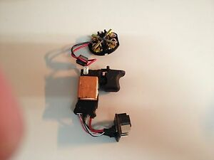 MILWAUKEE HD18HIW NEW SWITCH ASSEMBLY - PLEASE READ LISTING BEFORE BUYING