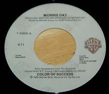 Morris Day 45 Color Of Success