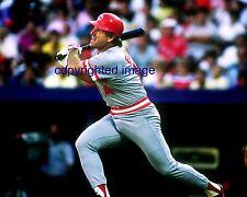 Pete Rose  Cincinnati Reds Color 8x10 D
