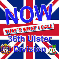 NOW THAT'S WHAT I CALL 36th ULSTER DIVISION  ***2 CD***  LOYALIST/ORANGE/36th CD