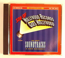 Son of Hollywood Records Goes Hollywood (2-CD PROMO-ONLY SAMPLER) EXC LN COND