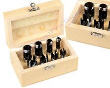 Plug Cutter Wood Cutter Tool Set 8Pc