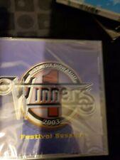 Winners Festivals Sessions 2003 CD New Nuevo sealed