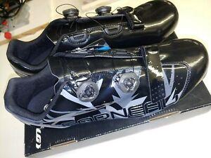 Louis Garneau Carbon Strike Road Cycling Shoes New size 50