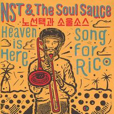 "Nst & The Soul Sauce - Song For Rico (Vinyl 7"" - 2016 - US - Original)"