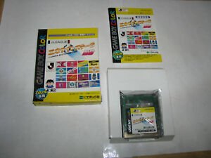 J League Excite Stage GB Game Boy Color Japan import Complete in Box US Seller