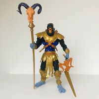 MOTU Gold Disco SKELETOR - 2001 / 2002 - 200x Masters Of The Universe He-Man