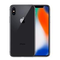 Factory Unlocked Apple iPhone X 64GB Space Gray (CDMA+GSM) - Grade A