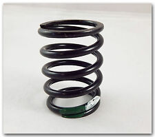 S&W MOTORCYCLE SHOCK ABSORBER LOWER SPRING STROKER / STREET STROKER GREEN/WHITE