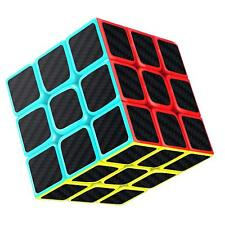 Rubiks Cube Smooth Speed 3D Vivid Color 3x3x3 Magic Cube Toy Collection