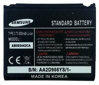 Original Samsung Hue R500 Wafer R510Trace T519 A127 M520 Battery AB503442CA