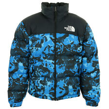 Kleidung The North Face Herren 1996 Retro Nuptse Jacket blau