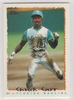 1995 Topps Baseball Florida Marlins Team Set