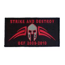 Hook & Loop - 5-2 Infantry (5th Stryker Brigade) STRIKE & DESTROY Patch OEF 2009