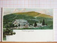 Künstlerkarte - Feldbergerhof - Biese - Litho - ungel um 1900 - preisgekrönt m
