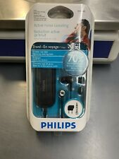 Philips SHN2500 Active Noise Cancelling Headphones Travel Earbuds