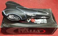 Sella bici Selle Italia Century 100 pelle bike leather saddle seat madein Italy