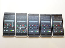 Lot of 5 HTC Desire 530 T-Mobile Smartphones Both Power On AS-IS GSM