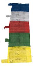 DRAPEAUX A PRIERES BANNIERE POUR MAT LUNGTA 160x60cm 5 PRIERES 938 AD1