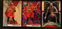 BRUNO FERNANDO 2019 PRIZM SILVER HOLO MOSAIC REACTIVE BLUE LOT! ROOKIE CARD RC!