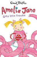 Amelia Jane Gets into Trouble, Blyton, Enid, Very Good Book