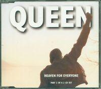 Queen - Heaven For Everyone Part 2 Of 2 Set 4 Tracks Cd Eccellente