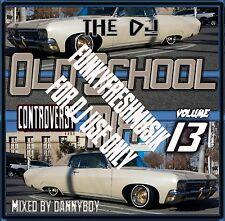 Old School Funk Mix Volume 13 dj Mix CD