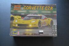 Revell Chevy Corvette C7-R Motor Sports Model Kit SEALED