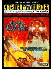 Films of Chester Novell Turner: Black Devil Doll from Hell/ (DVD Used Very Good)